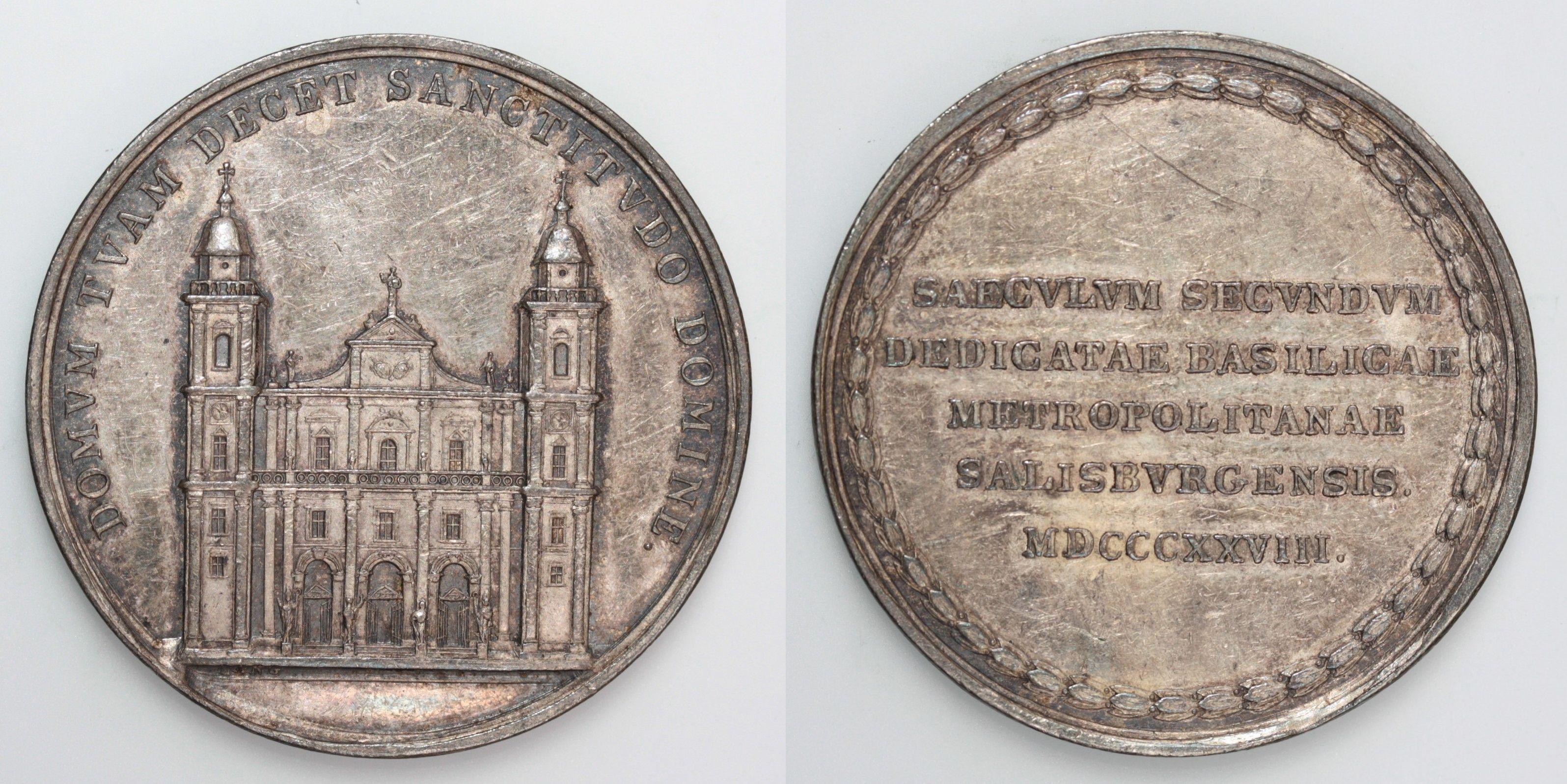 Domweih Jubiläum 1828
