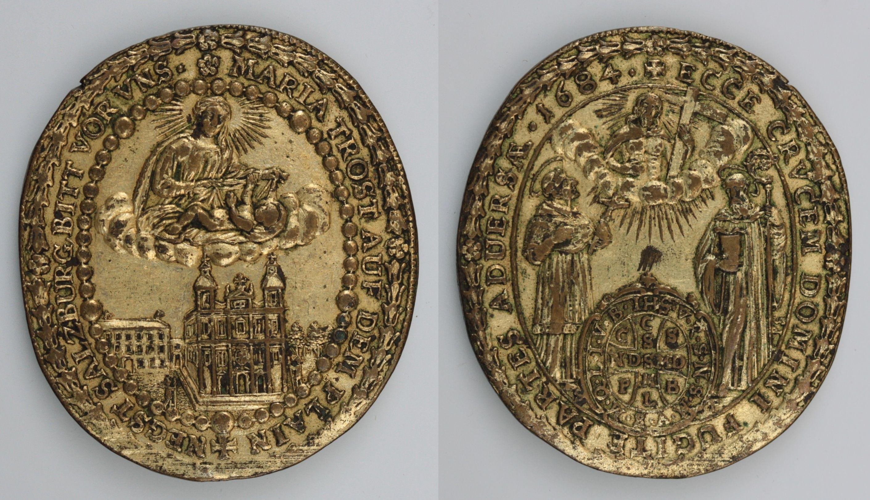 Maria Plain 1684