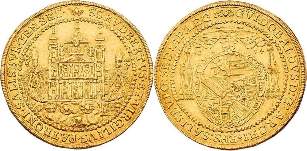 10 Dukaten 1654, Auktionshaus Frühwald, Salzburg