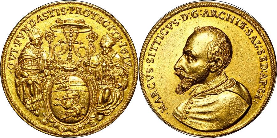 Sitticus: 14 Dukaten 1612