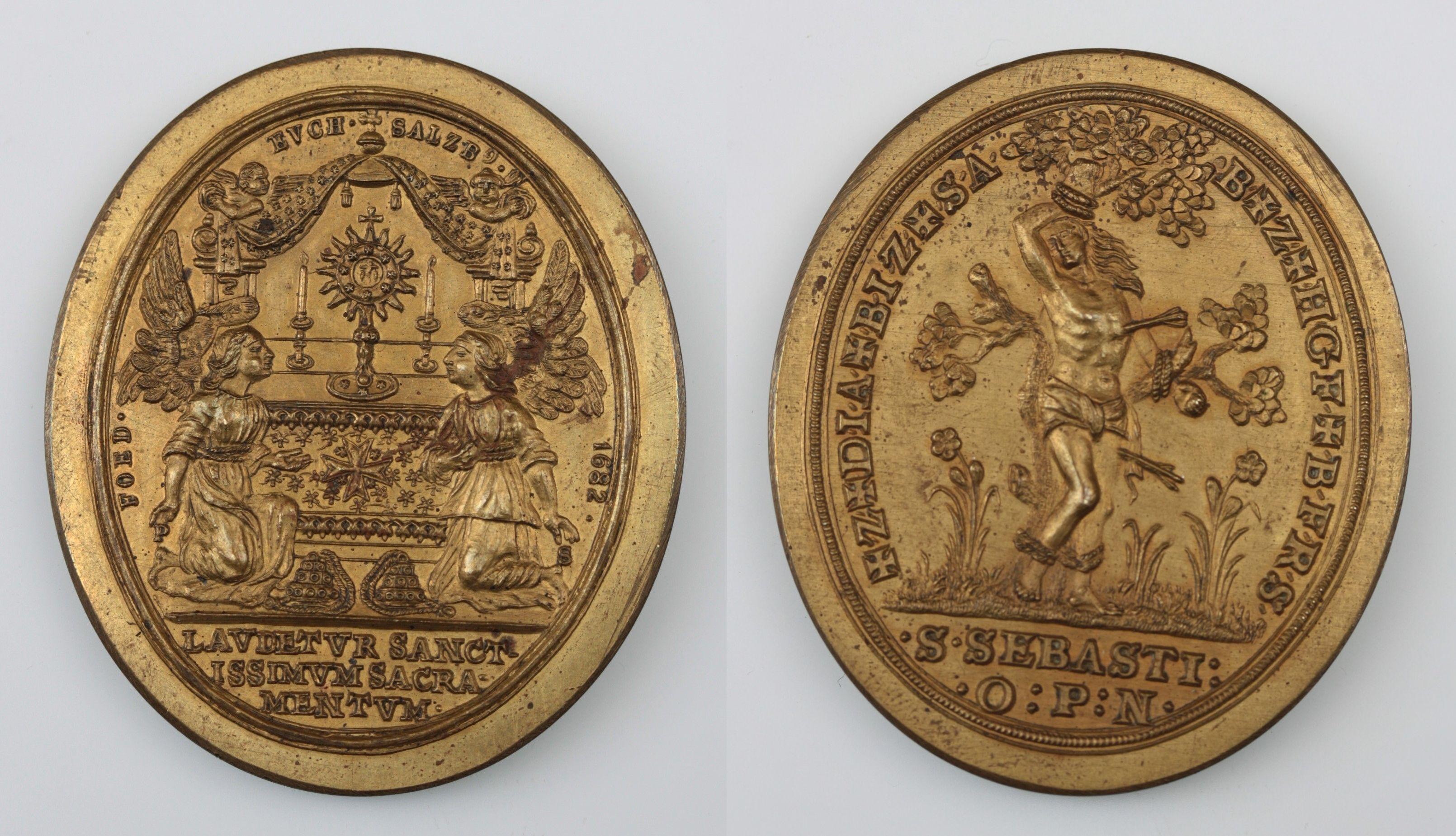 Sakramentsbruderschaft 1682
