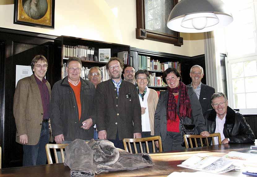 Die SNG zu Besuch im Münzkabinett des Hamburg Museums