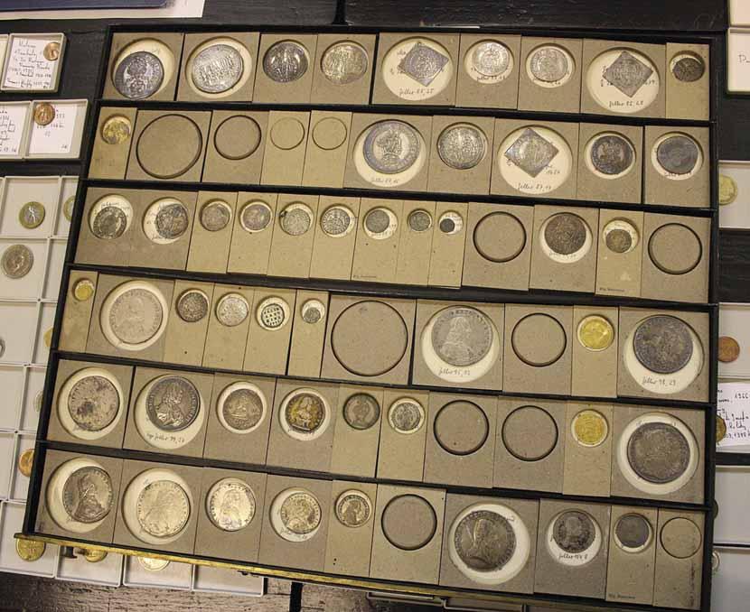 Salzburger Münzschätze aus dem Hamburg Museum