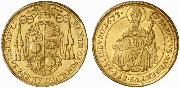 3 Dukat 1673