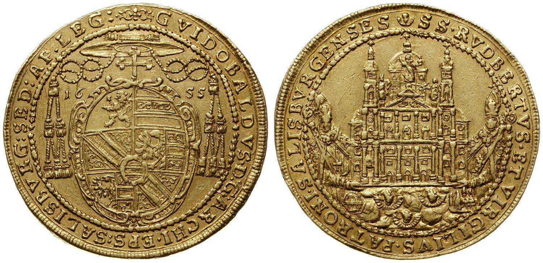 6 Dukat 1655, Warschauer Zentrum für Numismatik (WCN)