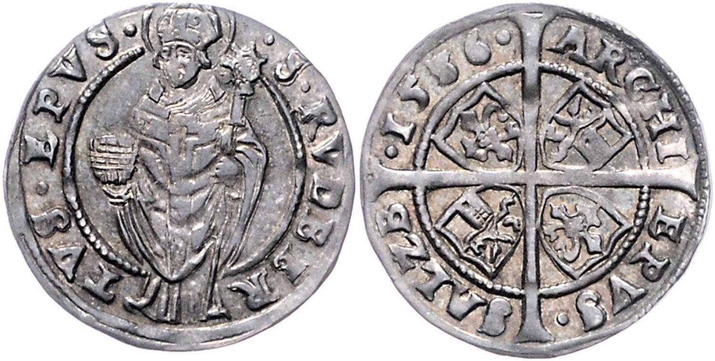 Dorotheum Wien 526.Auktion: Sechser 1536