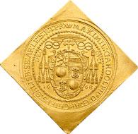 15 Dukatenklippe 1686, unediert.