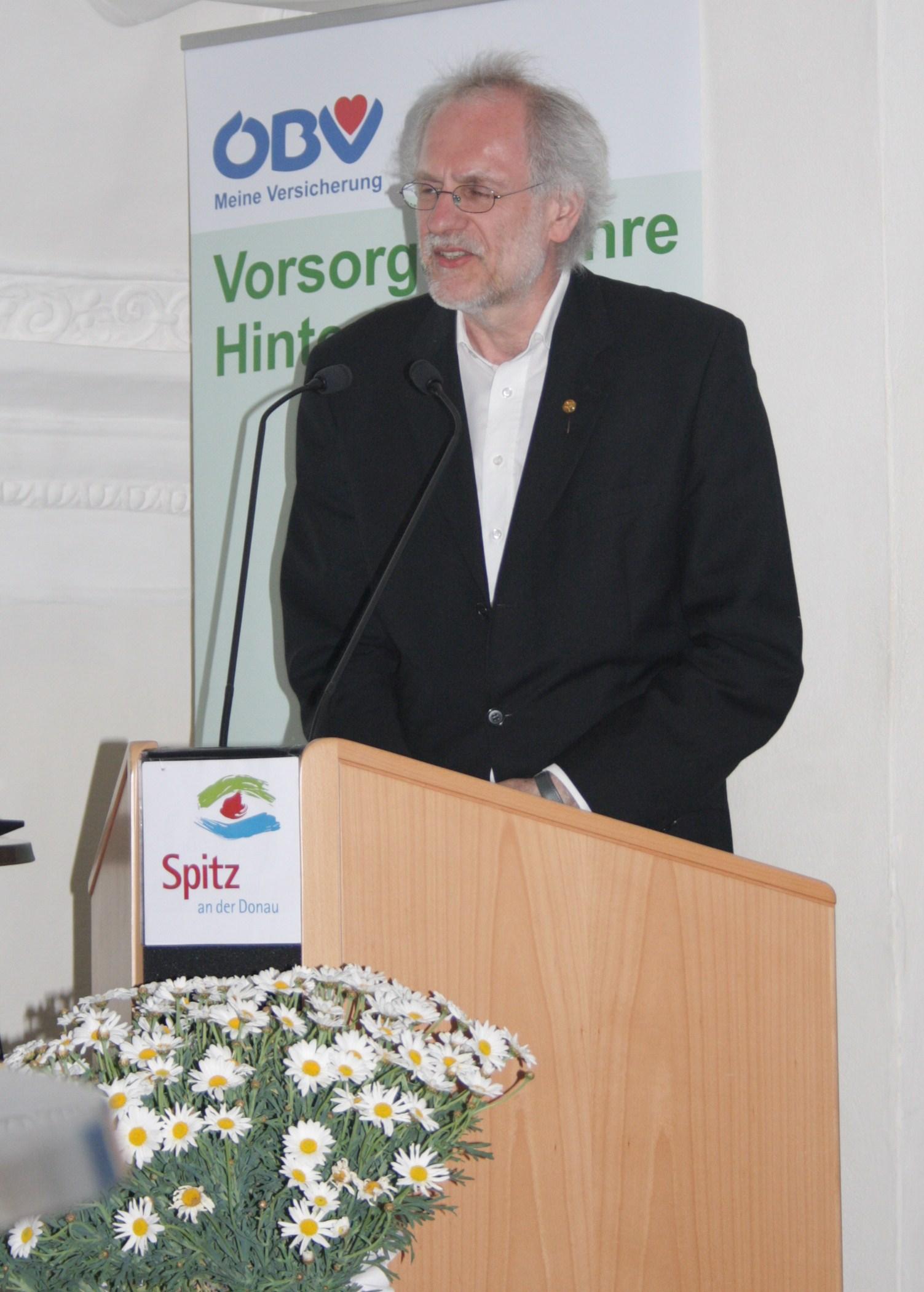 Prof. Hubert Emmerig, Institut für Numismatik, Universität Wien
