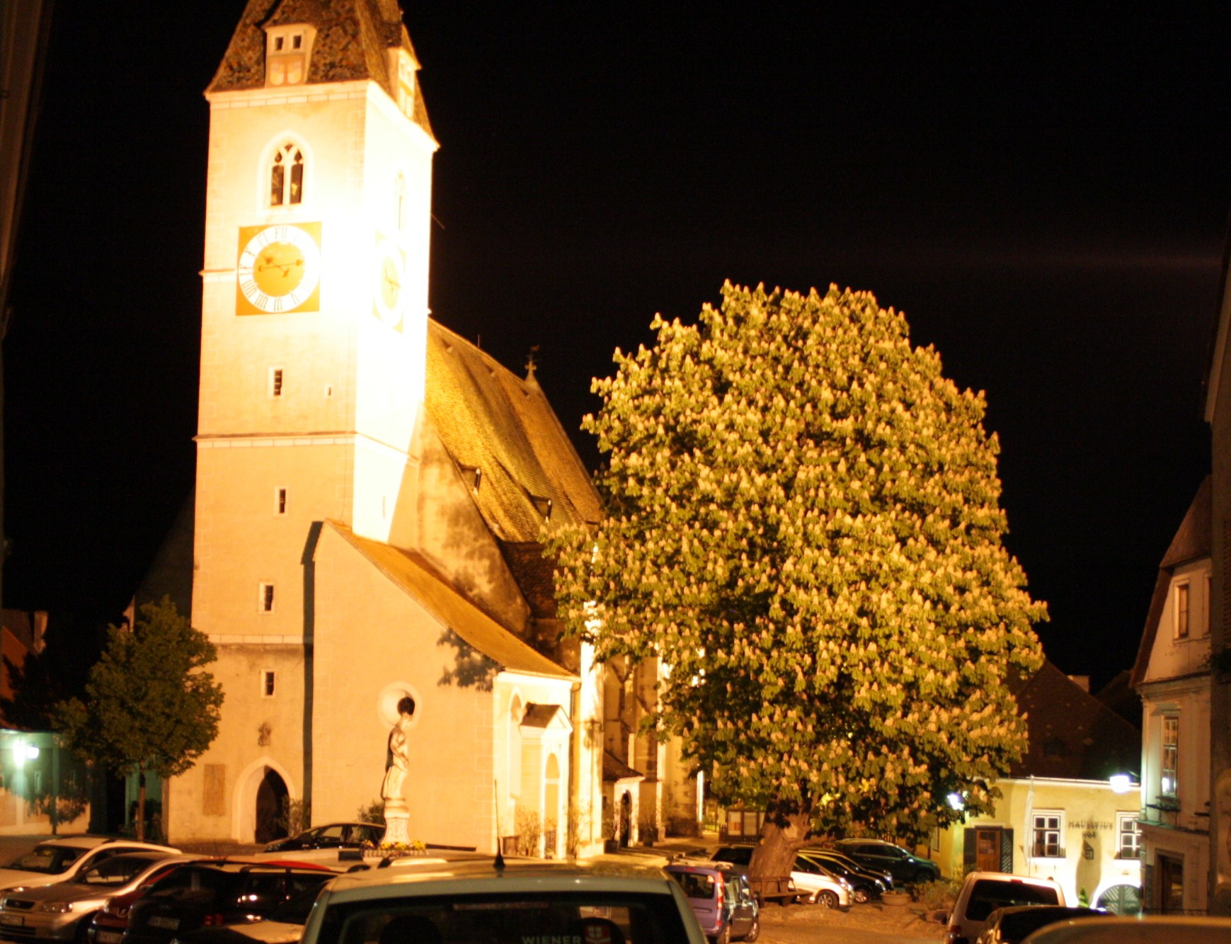 Alter Hauptplatz von Spitz