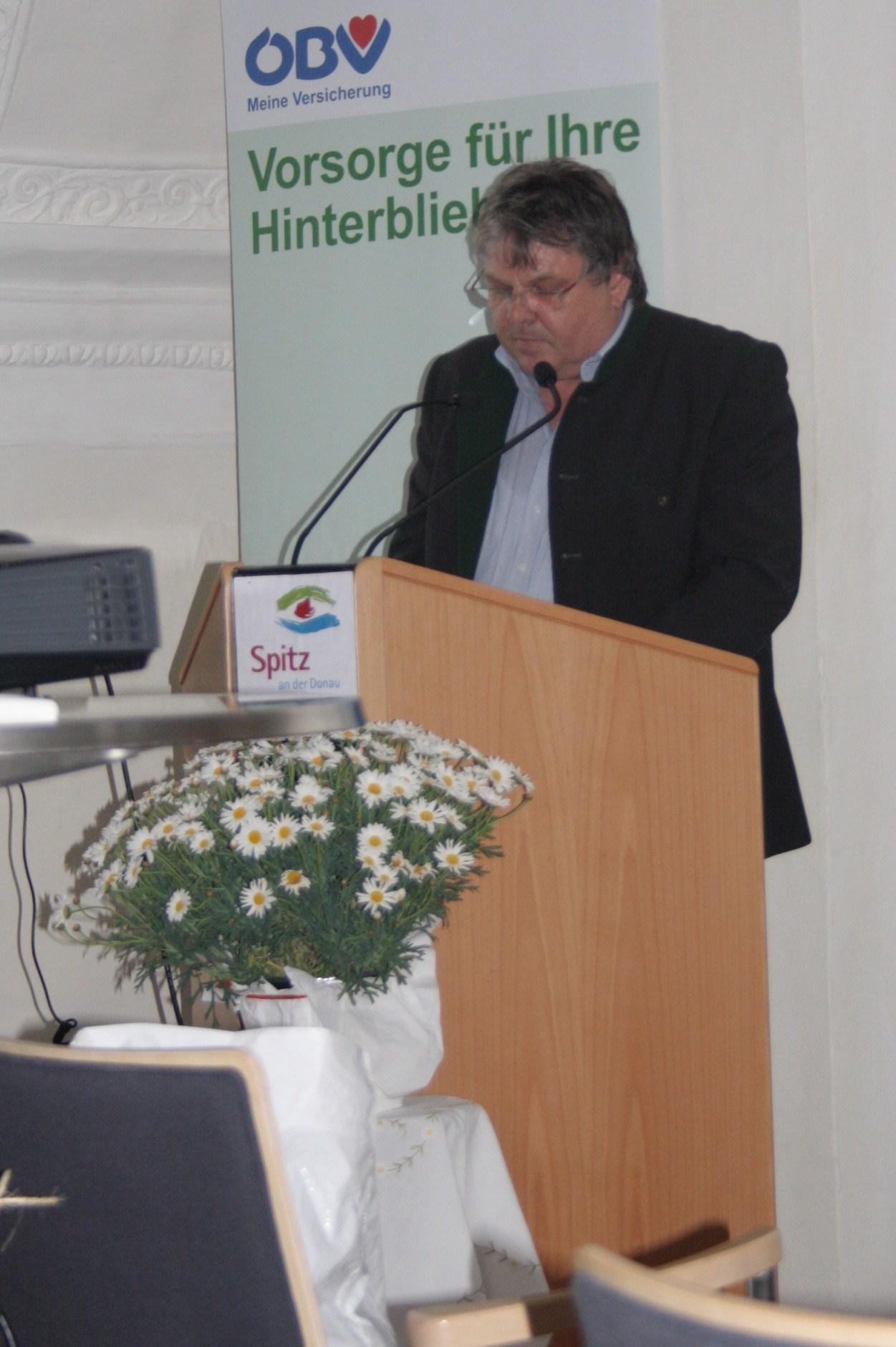 Otto Ruske, Obmann der Niederösterreichischen Numismatischen Gesellschaft