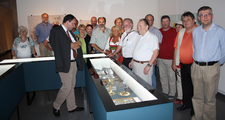 Salzburg Museum - Ars Sacra - Münzfunde