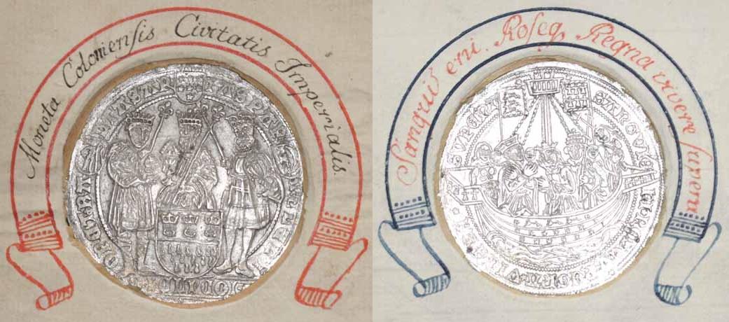 Köln: Dreikönigstaler o.J (um 1620)