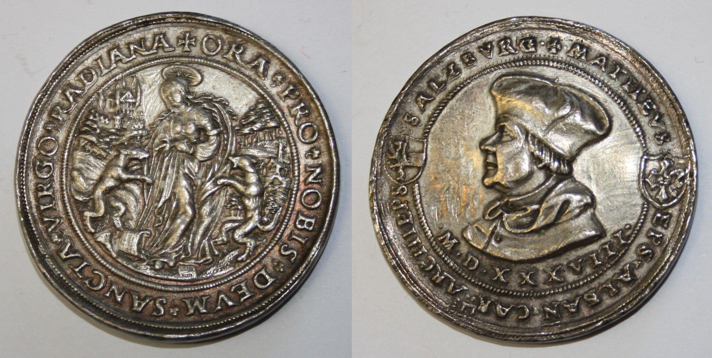 Doppelguldiner 1538 Radiana
