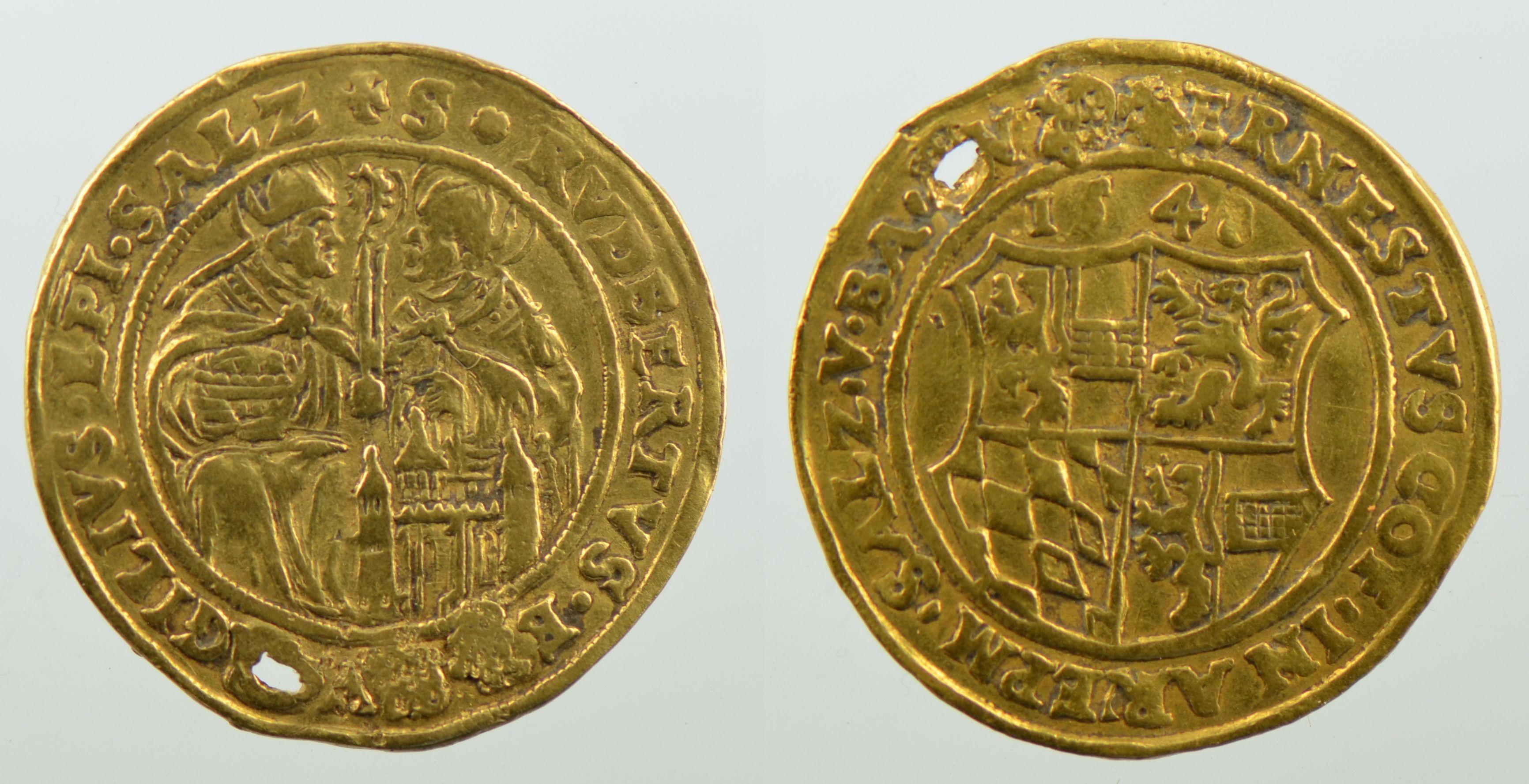 Doppeldukat 1548