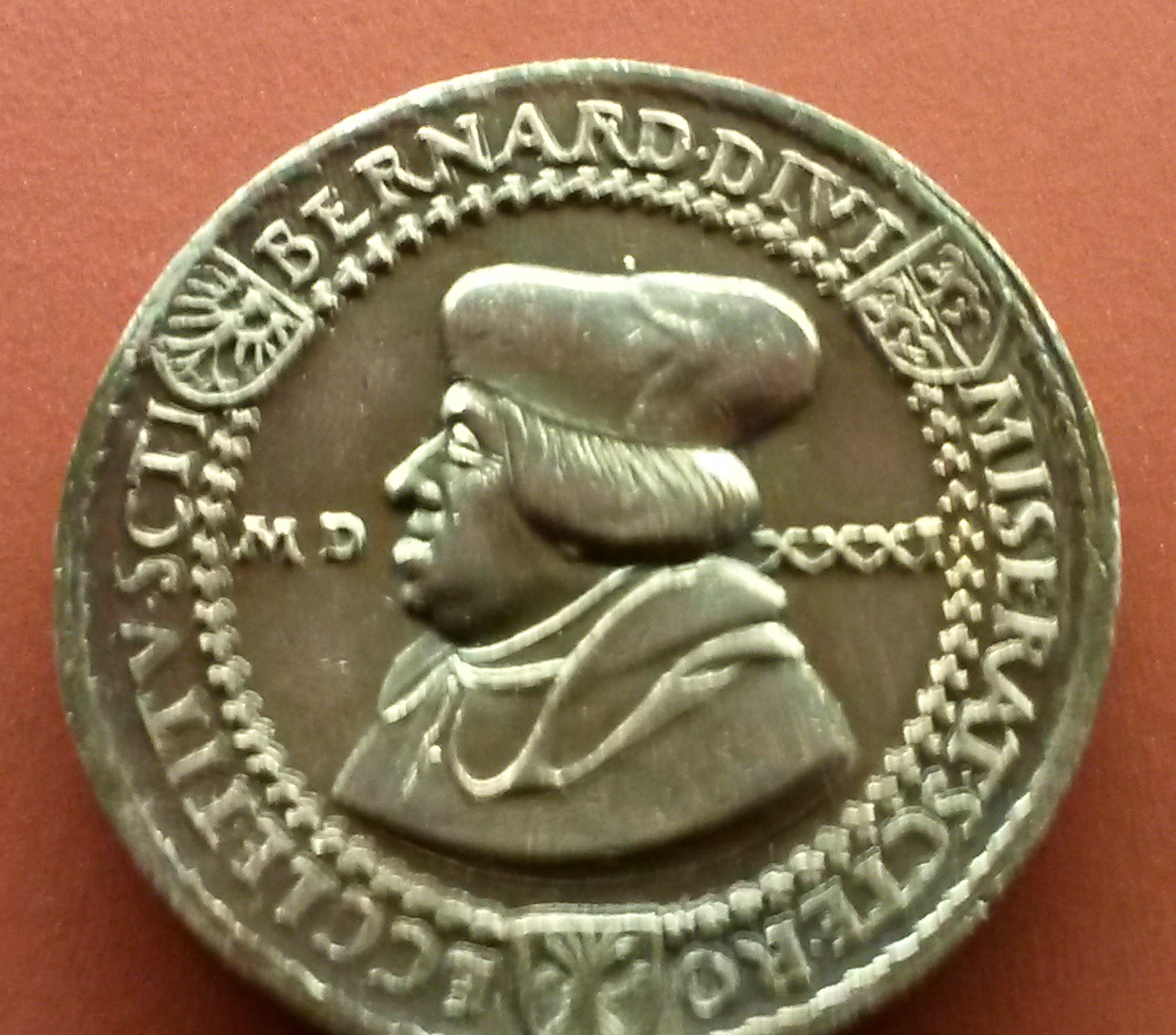 Doppeltaler 1531 Bernhard von Cles