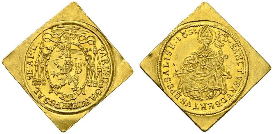 Dukatenklippe 1651, Rauch 95