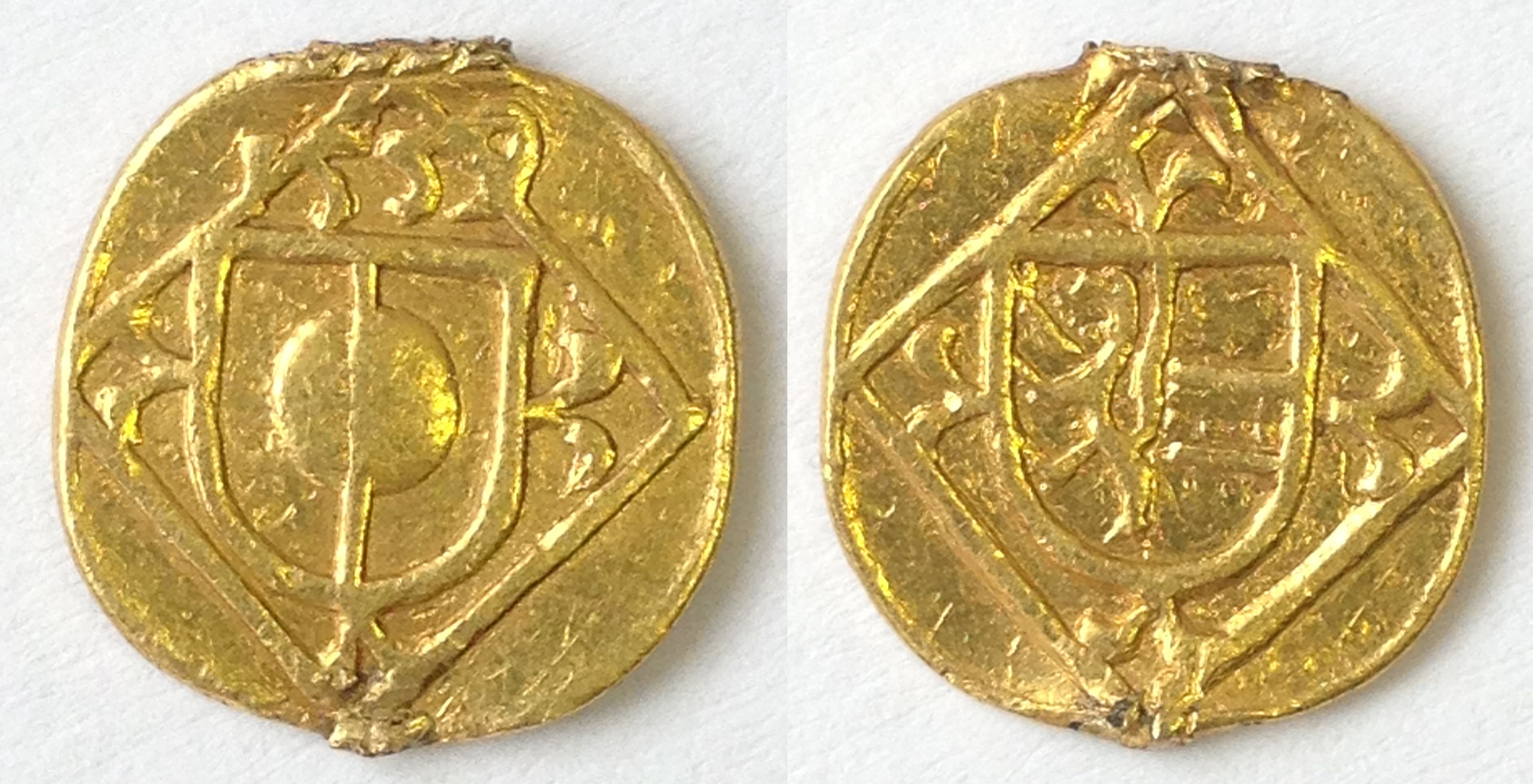 Heller 1559 Goldabschlag, Münzkabinett Prag