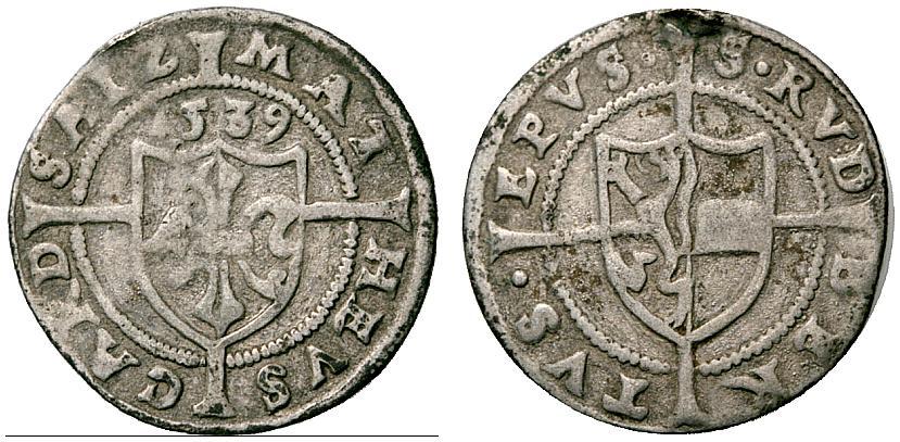 Groschen 1539