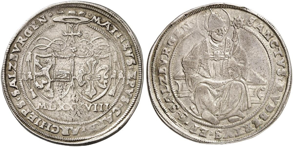 Guldiner 1538, Künker Auktion 274