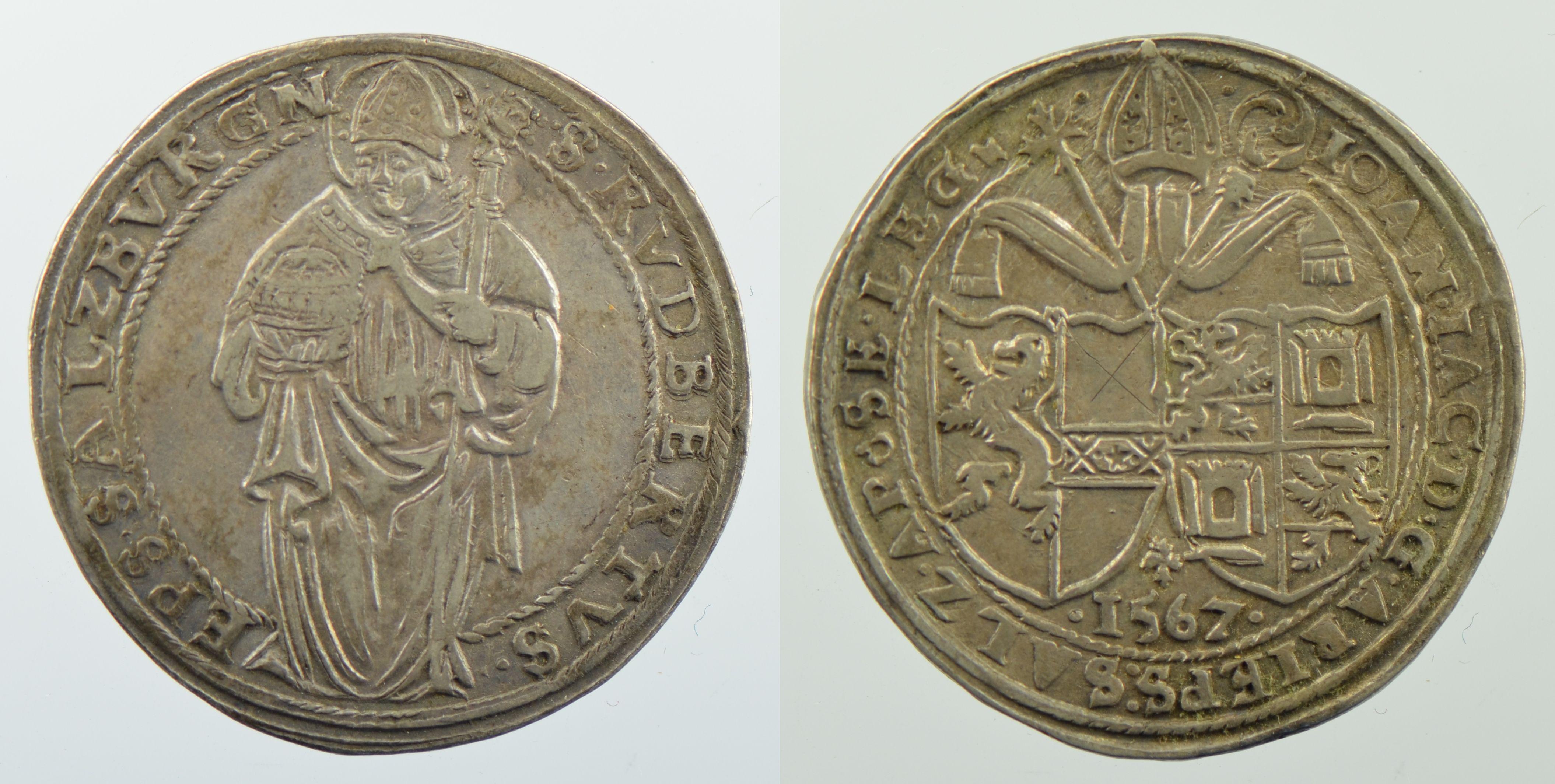 Halbtaler 1567, Schweizer Nationalmuseum