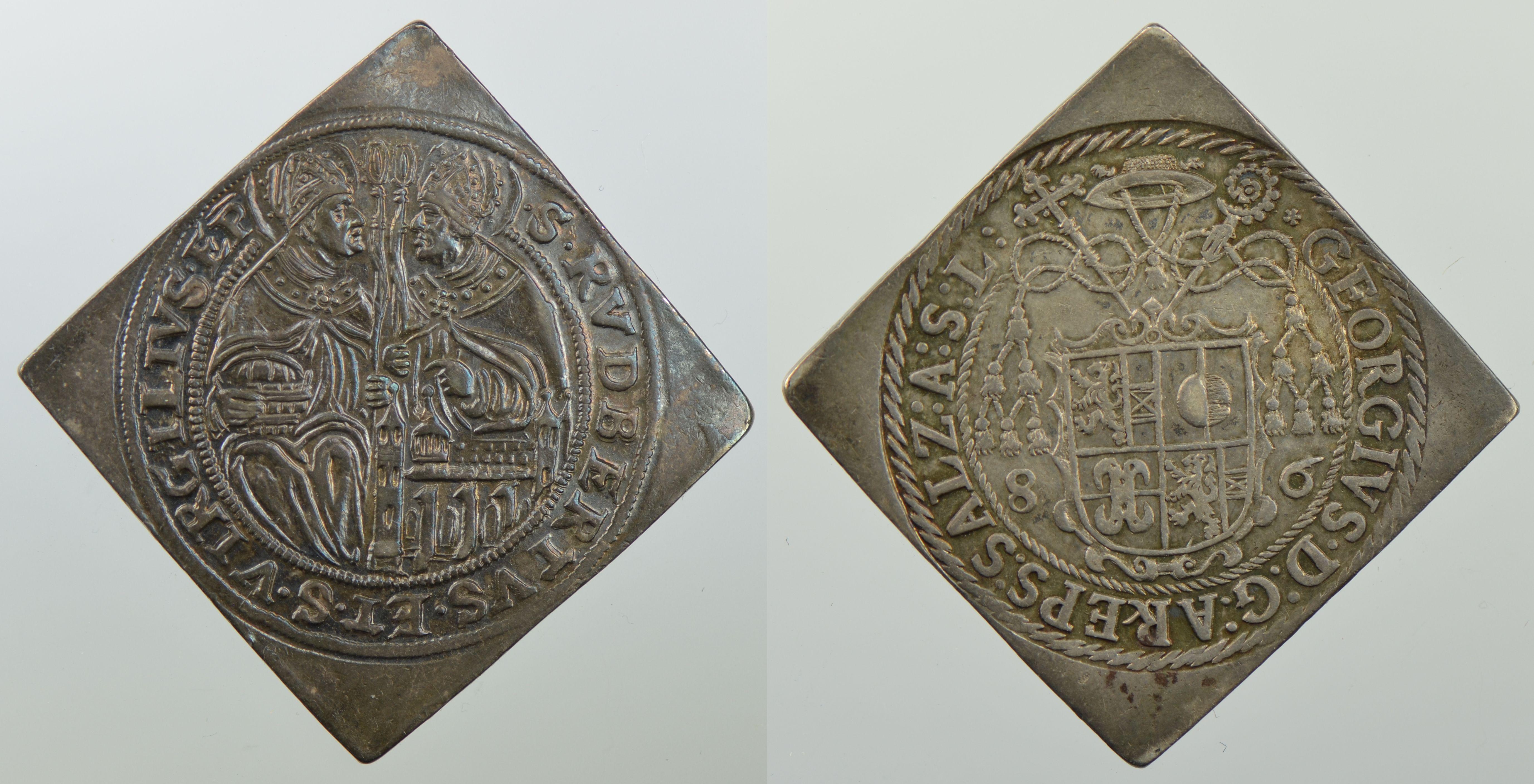 Halbtalerklippe 1586, Schweizer Nationalmuseum