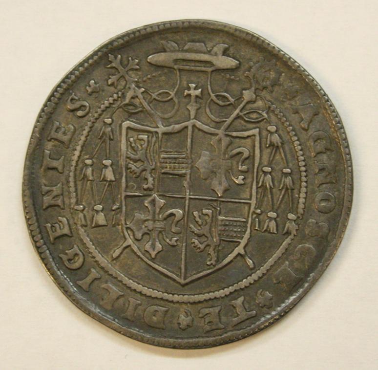 Halbguldiner 1539, Hamburg Museum