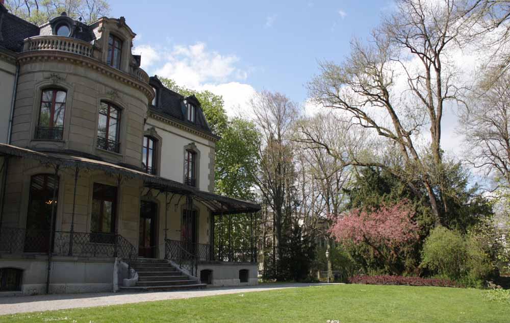 Villa Bühler; Das Münzkabinett Winterthur
