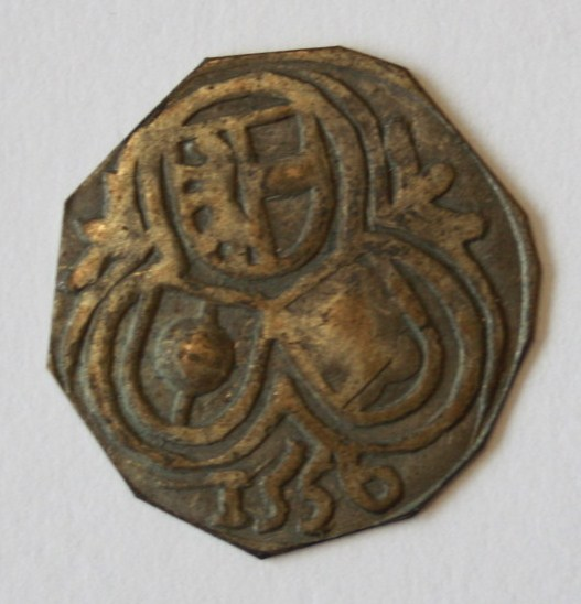Zweier 1556, spätere Prägung (19. Jhdt. ?)