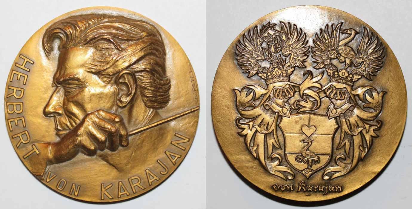 Karajan Medaille