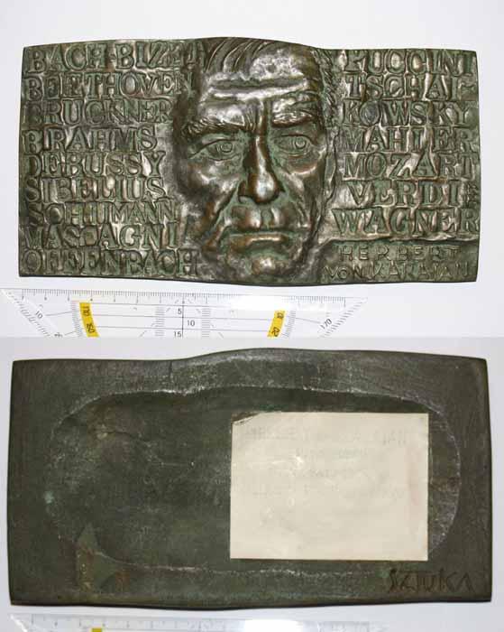 Karajan Plakette