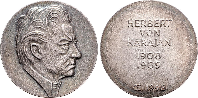Karajan (Bild: WAG Westfälische Auktionsgesellschaft Aukt. 67, 2013)