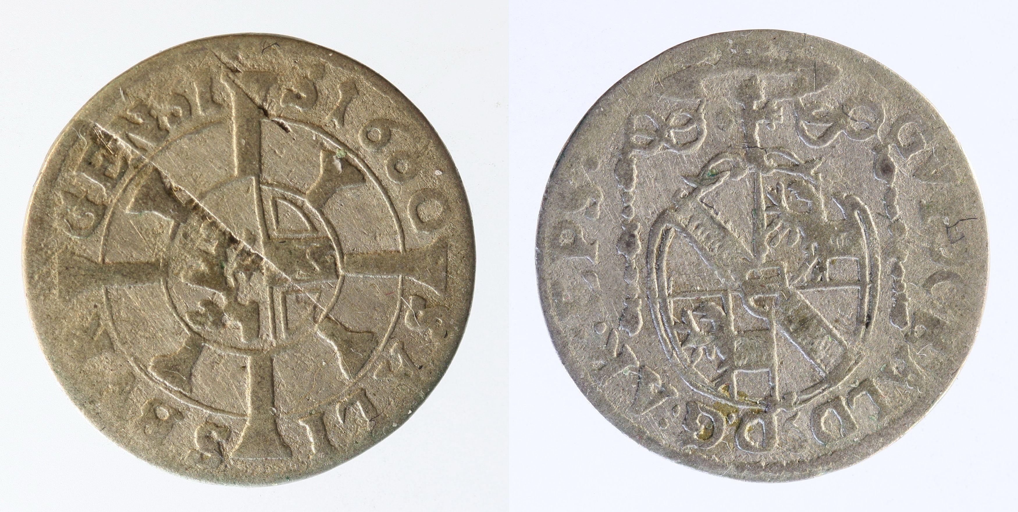 FEHLPRÄGUNG Kreuzer 1660 Salzburg