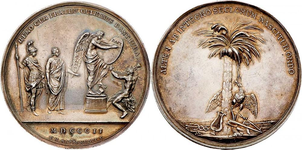 Franz Matzenkopf : Frieden von Luneville 1802