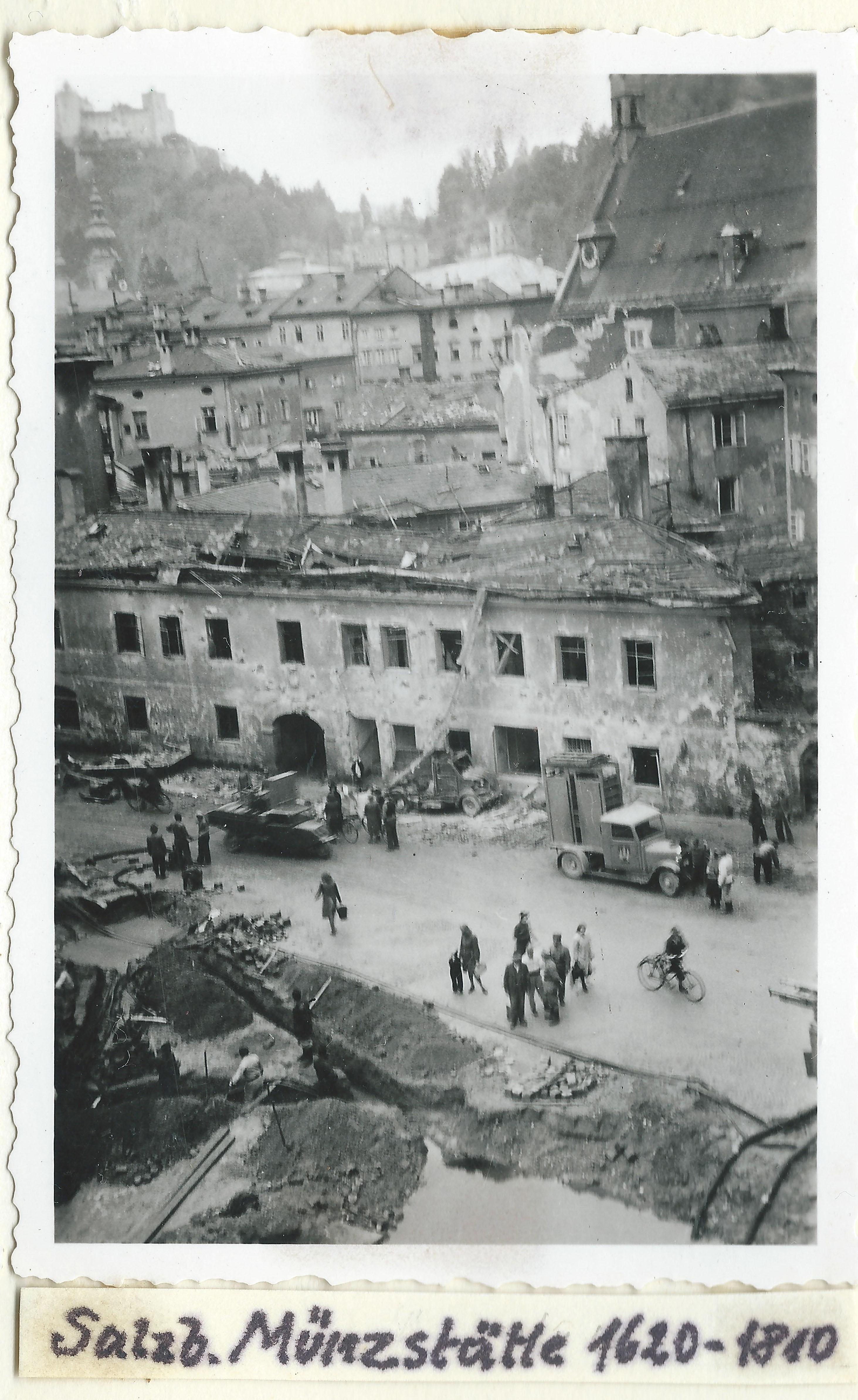 Salzburger Münzstätte 1620 - 1810 (-1945)