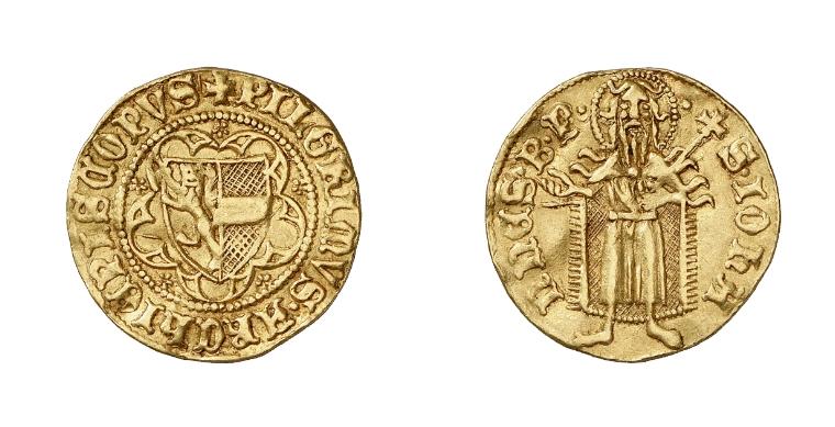 Goldgulden Pilgrim von Puchheim