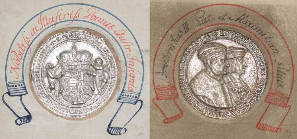 Medaille 1531 Joachimsthal
