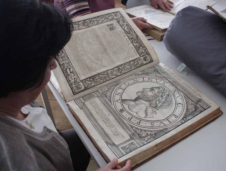 Münzbücher aus dem 16. Jahrhundert