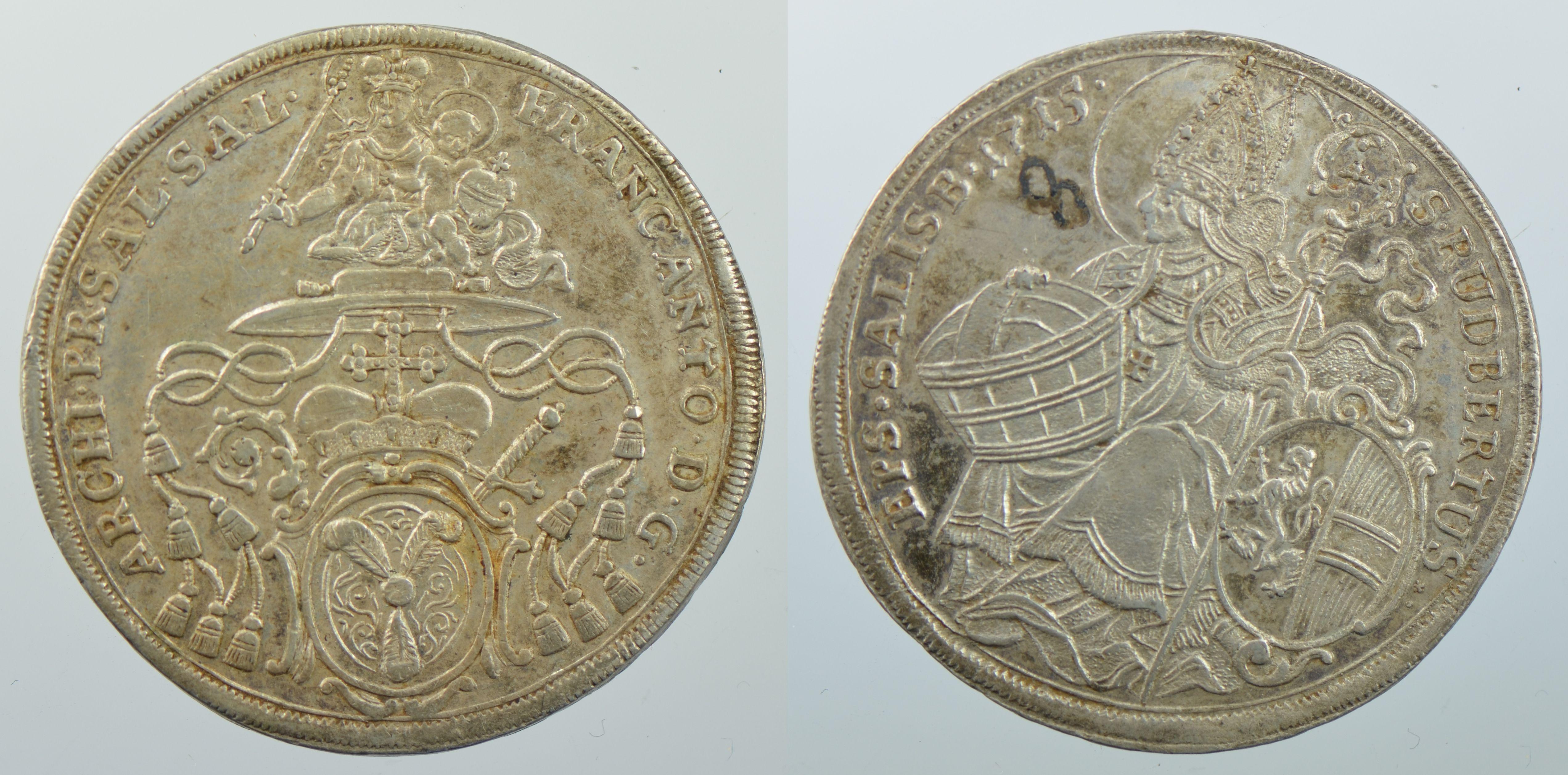 Taler 1715, Schweizer Nationalmuseum