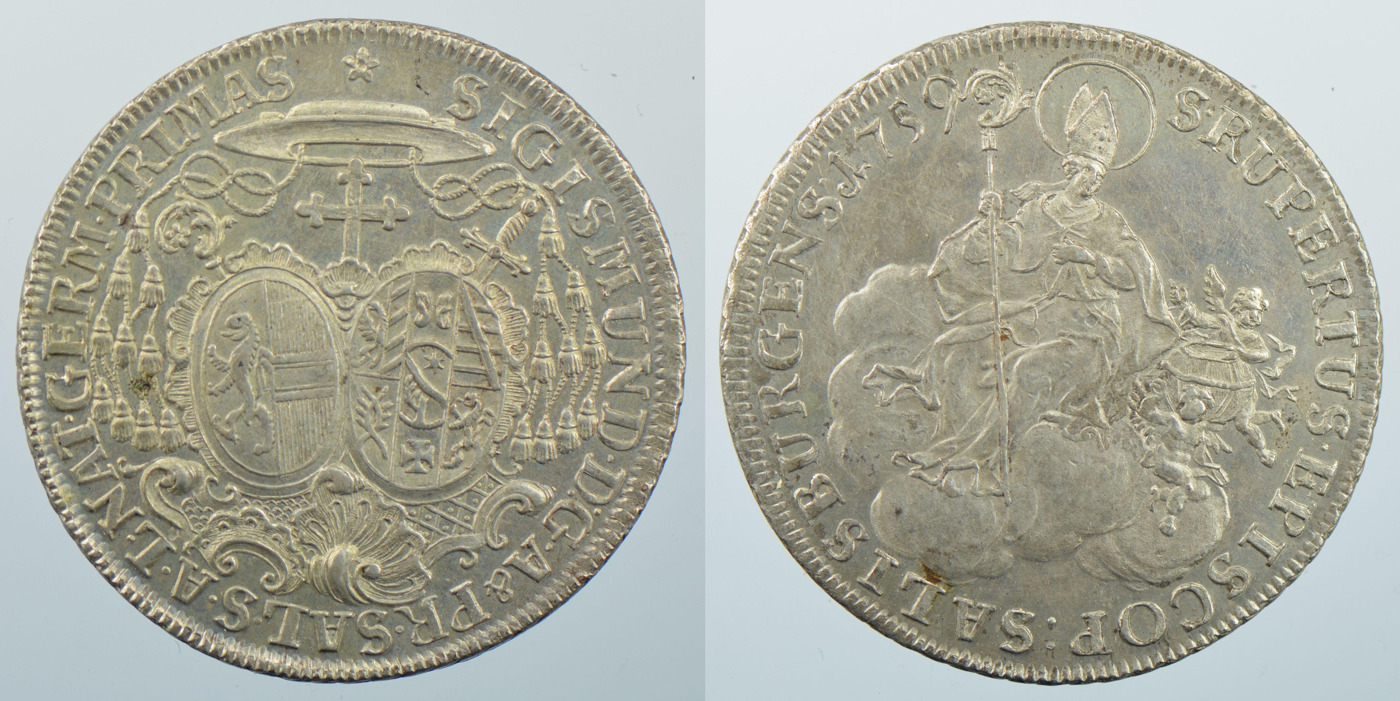 Taler 1759, Schweizer Nationalmuseum