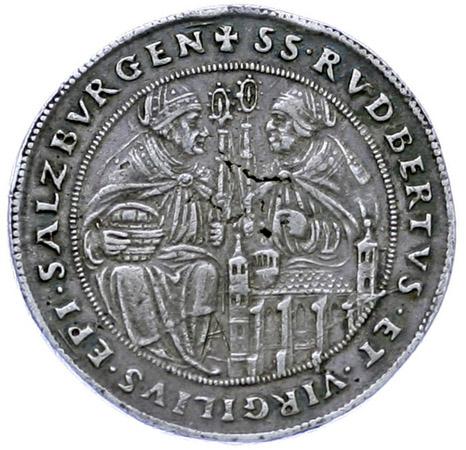 Matheus Lang von Wellenburg Guldiner1522