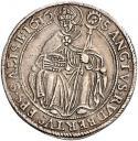 Markus Sitticus Vierteltaler 1616