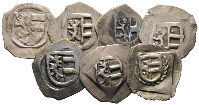 Bild: Rauch Auktion 101: Pfennig des Pilgrim von Puchheim
